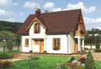 Проект дома Анталек